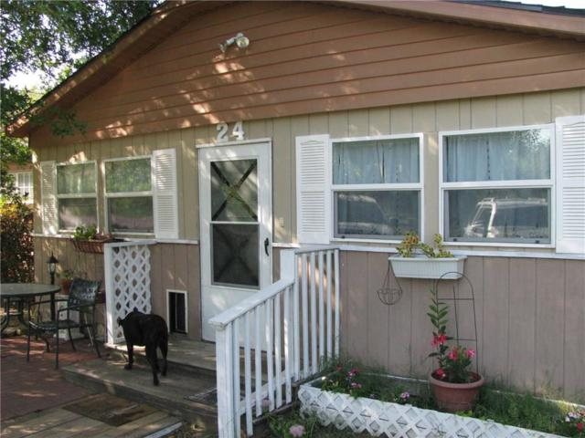210 E 1st Street, Castle, OK 74833 (MLS #837184) :: Erhardt Group at Keller Williams Mulinix OKC