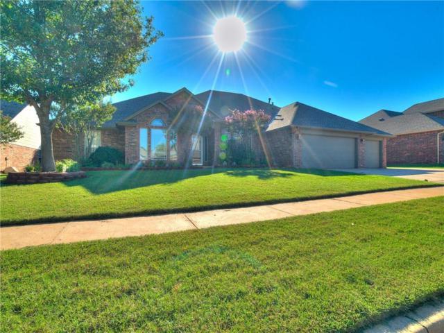 16908 Parkhurst Road, Edmond, OK 73012 (MLS #837188) :: Homestead & Co