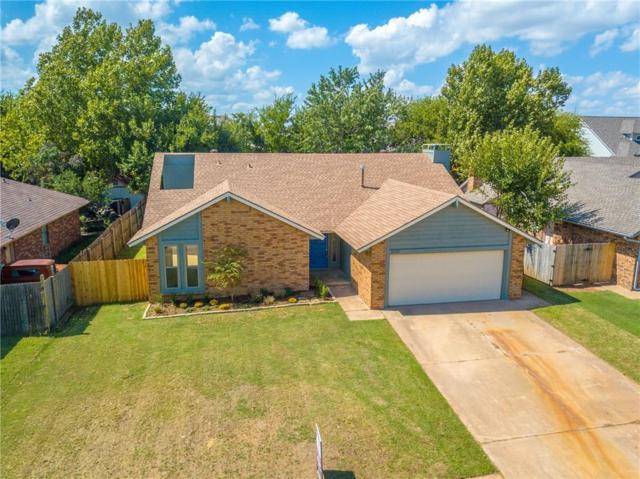 2201 N Lincoln, Moore, OK 73160 (MLS #837206) :: Meraki Real Estate