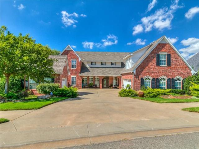 7632 132nd Place, Oklahoma City, OK 73142 (MLS #837256) :: Barry Hurley Real Estate