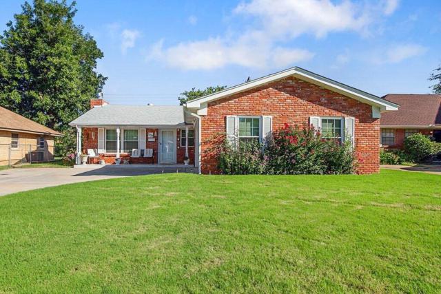 1137 104th Street, Oklahoma City, OK 73114 (MLS #837270) :: KING Real Estate Group