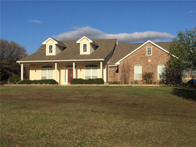 720 N Triple X Road, Choctaw, OK 73020 (MLS #837274) :: UB Home Team