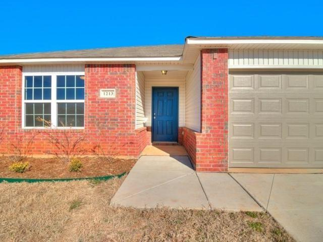 224 NE 22nd Place, Newcastle, OK 73065 (MLS #837297) :: UB Home Team