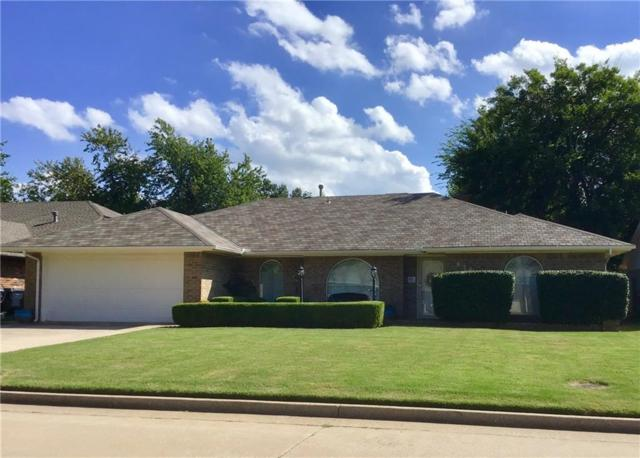 8308 NW 115th Street, Oklahoma City, OK 73162 (MLS #837324) :: Homestead & Co