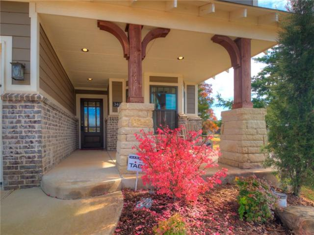 348 Outer Banks Way, Edmond, OK 73034 (MLS #837339) :: Erhardt Group at Keller Williams Mulinix OKC