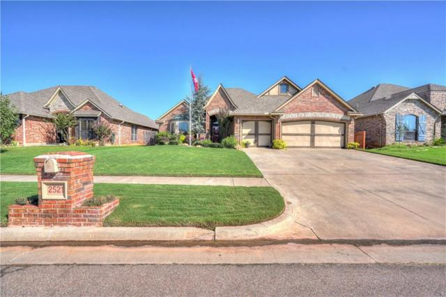 2521 SE 13th Street, Moore, OK 73160 (MLS #837349) :: Meraki Real Estate