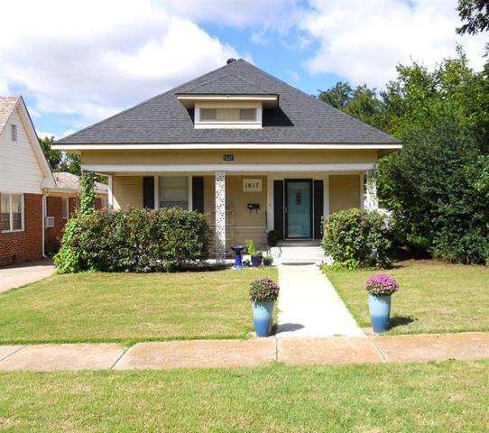 1617 NW 34th Street, Oklahoma City, OK 73118 (MLS #837362) :: KING Real Estate Group