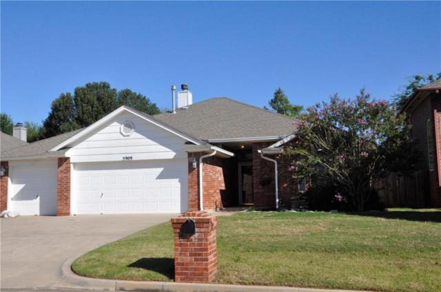 5909 SE 86th Street, Oklahoma City, OK 73135 (MLS #837370) :: Meraki Real Estate