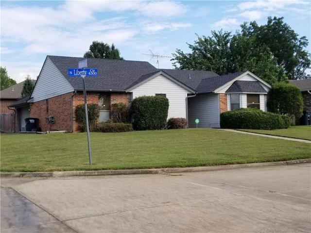 4351 Liberty Circle, Shawnee, OK 74804 (MLS #837379) :: KING Real Estate Group
