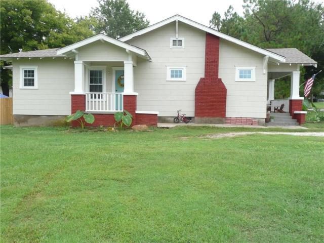 112 E 11th Street, Holdenville, OK 74848 (MLS #837428) :: Wyatt Poindexter Group