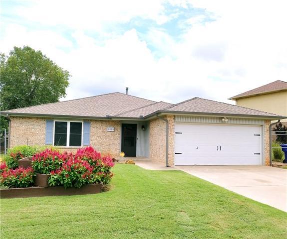 2828 Creekview Place, Norman, OK 73071 (MLS #837454) :: Meraki Real Estate