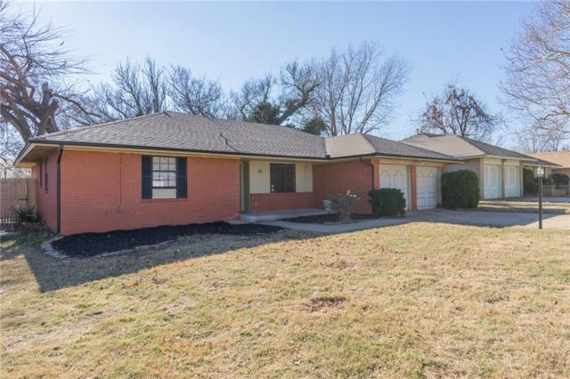 6708 Saint Marys Place, Oklahoma City, OK 73132 (MLS #837492) :: Erhardt Group at Keller Williams Mulinix OKC