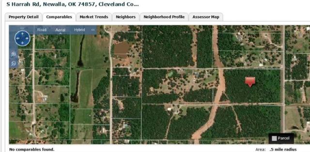 16301 S Harrah, Newalla, OK 74857 (MLS #837509) :: KING Real Estate Group