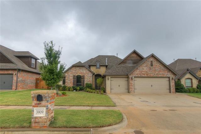 3909 Wayfield Avenue, Oklahoma City, OK 73179 (MLS #837596) :: KING Real Estate Group