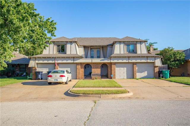 2413 SW 90th Street, Oklahoma City, OK 73159 (MLS #837611) :: Homestead & Co