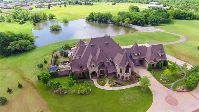 3206 NW 206th Street, Edmond, OK 73012 (MLS #837612) :: Barry Hurley Real Estate