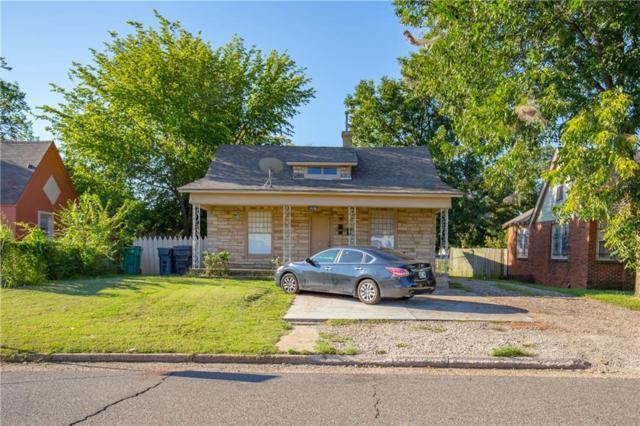 416 SW 31st Street, Oklahoma City, OK 73109 (MLS #837630) :: Homestead & Co