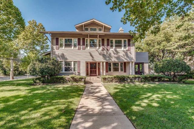 3145 NW 20th Street, Oklahoma City, OK 73107 (MLS #837782) :: Homestead & Co