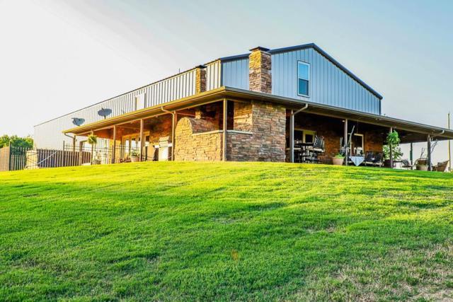 6085 County Rd. 72 Road, Guthrie, OK 73028 (MLS #837796) :: Wyatt Poindexter Group