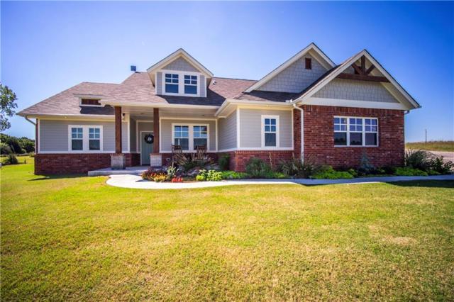 26930 Ark Lane, Blanchard, OK 73010 (MLS #837854) :: KING Real Estate Group
