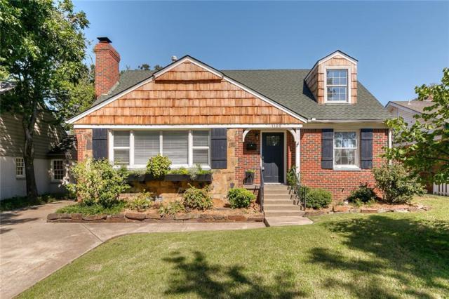 1105 Belford Avenue, Nichols Hills, OK 73116 (MLS #837900) :: Homestead & Co