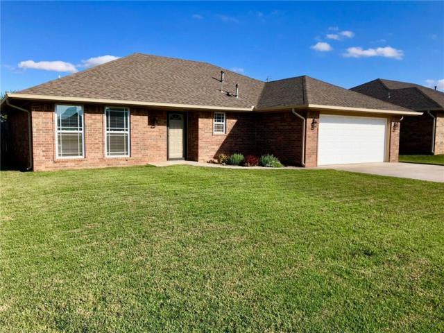 110 Ranch Road, Elk City, OK 73644 (MLS #838032) :: Homestead & Co