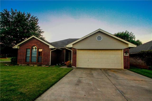 2000 Delancey Drive, Norman, OK 73071 (MLS #838077) :: KING Real Estate Group