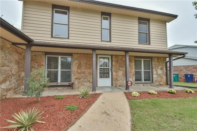 6421 Whitehall Drive, Oklahoma City, OK 73132 (MLS #838099) :: KING Real Estate Group