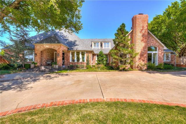 613 Country Club Drive, Edmond, OK 73025 (MLS #838221) :: Homestead & Co