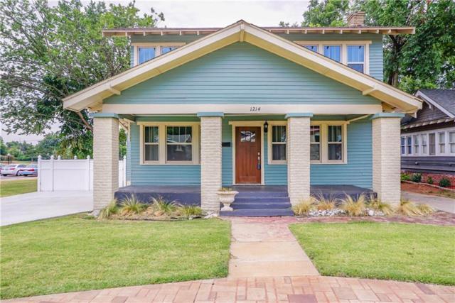 1214 NW 36th, Oklahoma City, OK 73118 (MLS #838224) :: Homestead & Co
