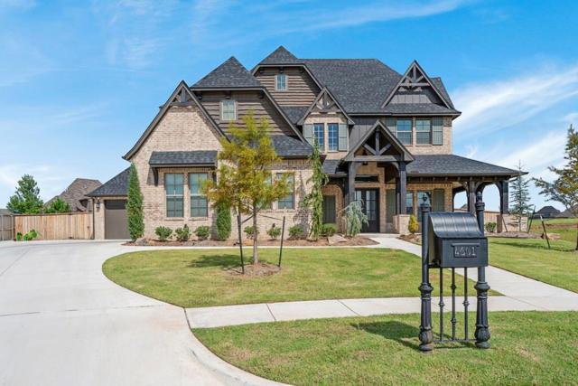 4601 Isabella Road, Norman, OK 73072 (MLS #838229) :: Homestead & Co