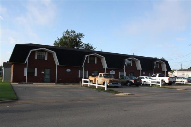 721 N 8th, Weatherford, OK 73096 (MLS #838274) :: Homestead & Co