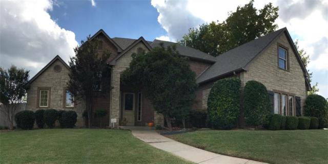 2809 Amesbury Lake, Edmond, OK 73013 (MLS #838279) :: UB Home Team