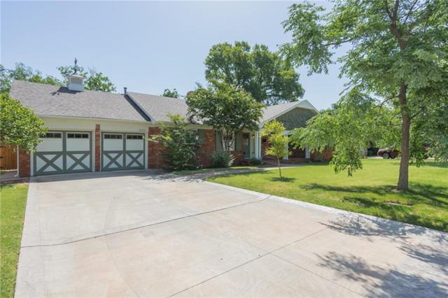 1213 Glenbrook Terrace, Oklahoma City, OK 73116 (MLS #838293) :: KING Real Estate Group