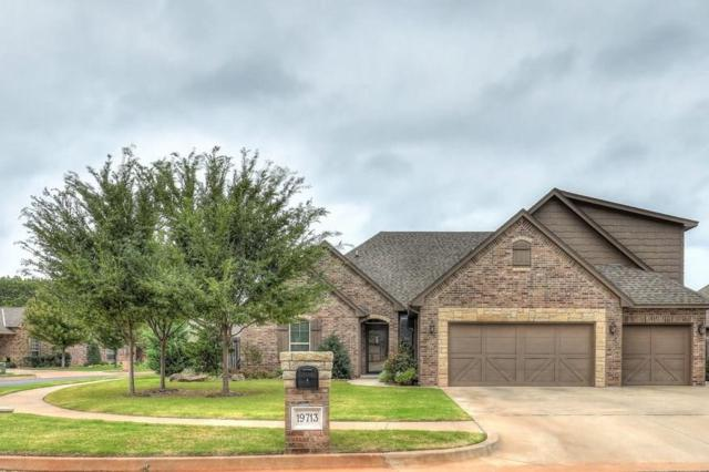 19713 Meadow Bend Avenue, Edmond, OK 73012 (MLS #838304) :: Homestead & Co