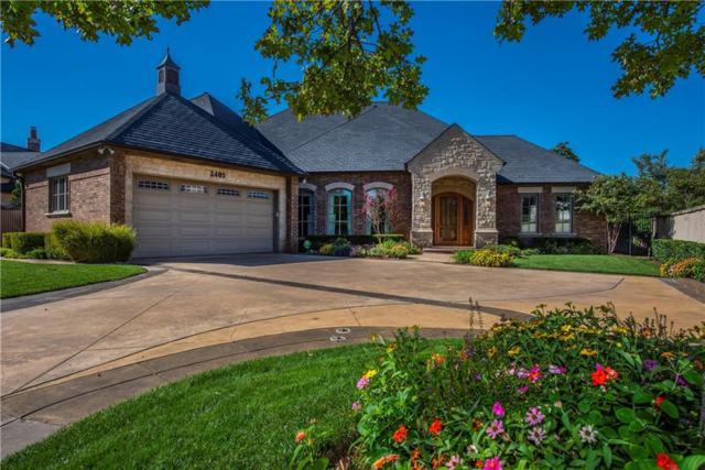 2405 Grand Court, Nichols Hills, OK 73116 (MLS #838347) :: Homestead & Co