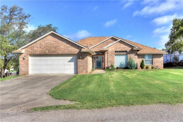 309 E 5th Street, Hydro, OK 73048 (MLS #838354) :: Homestead & Co