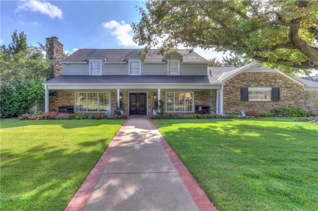 1902 Bedford Drive, Nichols Hills, OK 73116 (MLS #838374) :: Homestead & Co