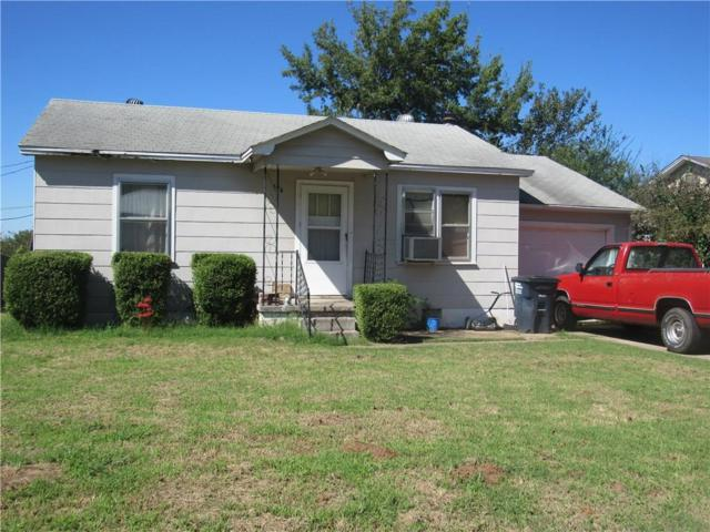 524 N Ford, Stroud, OK 74079 (MLS #838423) :: KING Real Estate Group