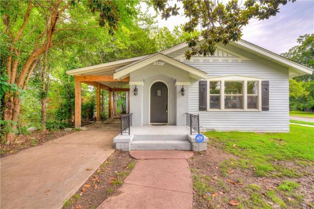 2201 NW 13th Street, Oklahoma City, OK 73107 (MLS #838428) :: Homestead & Co