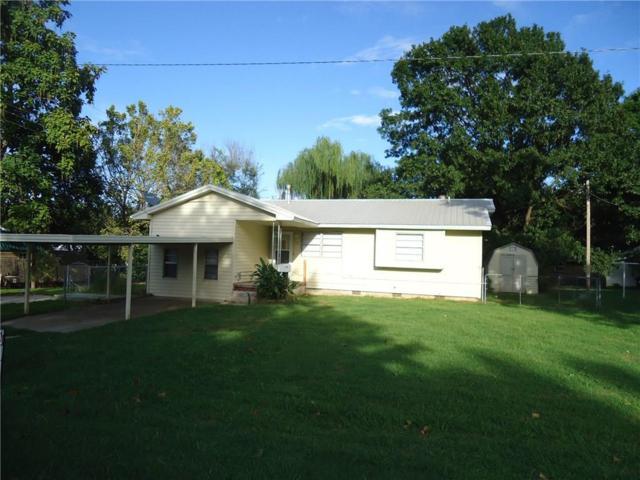 217 S 2nd Street, Tecumseh, OK 74873 (MLS #838482) :: KING Real Estate Group