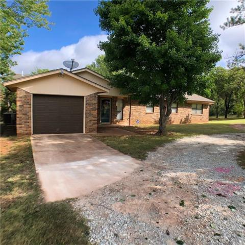 21415 State Highway 39, Purcell, OK 73080 (MLS #838512) :: Wyatt Poindexter Group
