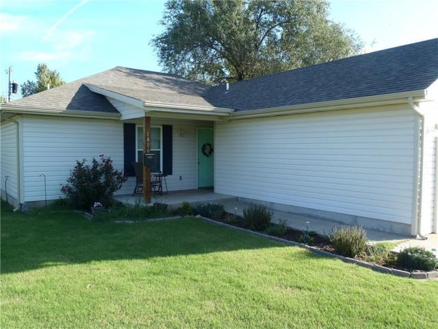 1406 E Harrison Avenue, Guthrie, OK 73044 (MLS #838566) :: Meraki Real Estate