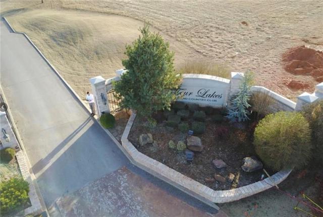 1000 Golf Club Drive, Blanchard, OK 73010 (MLS #838661) :: Erhardt Group at Keller Williams Mulinix OKC