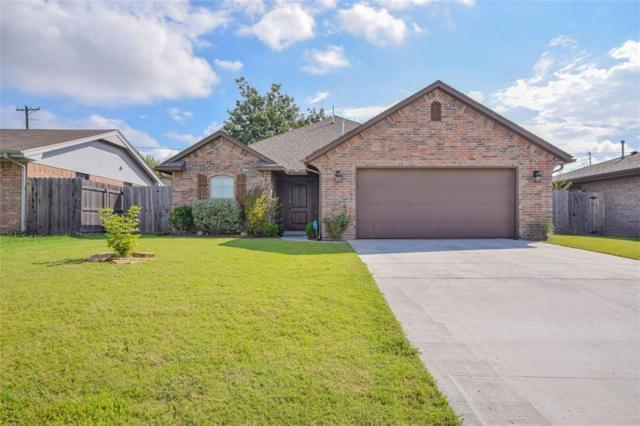 824 Cardan Place, Moore, OK 73160 (MLS #838764) :: Homestead & Co