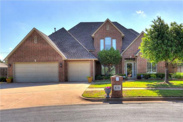 16716 Parkhurst Road, Edmond, OK 73012 (MLS #838895) :: Homestead & Co