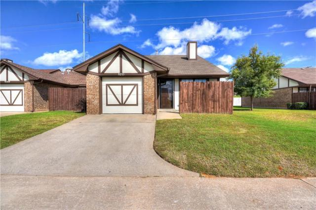 9213 Stonegate, Midwest City, OK 73130 (MLS #838910) :: Homestead & Co