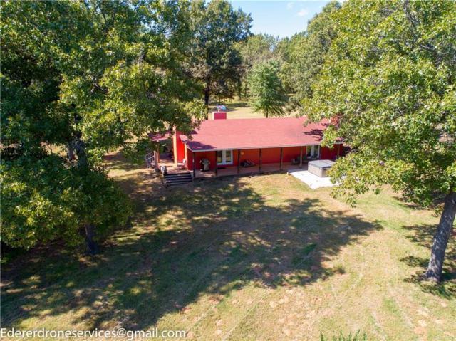 22270 Fishmarket Road, Tecumseh, OK 74873 (MLS #838924) :: Meraki Real Estate