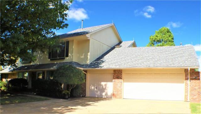 2337 E Joyce Terrace, Mustang, OK 73064 (MLS #838966) :: Homestead & Co