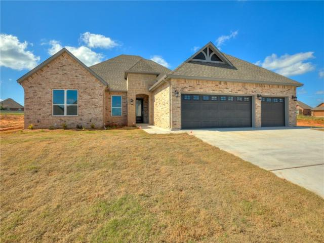 2525 Shady Hollow Drive, Choctaw, OK 73020 (MLS #838987) :: Erhardt Group at Keller Williams Mulinix OKC